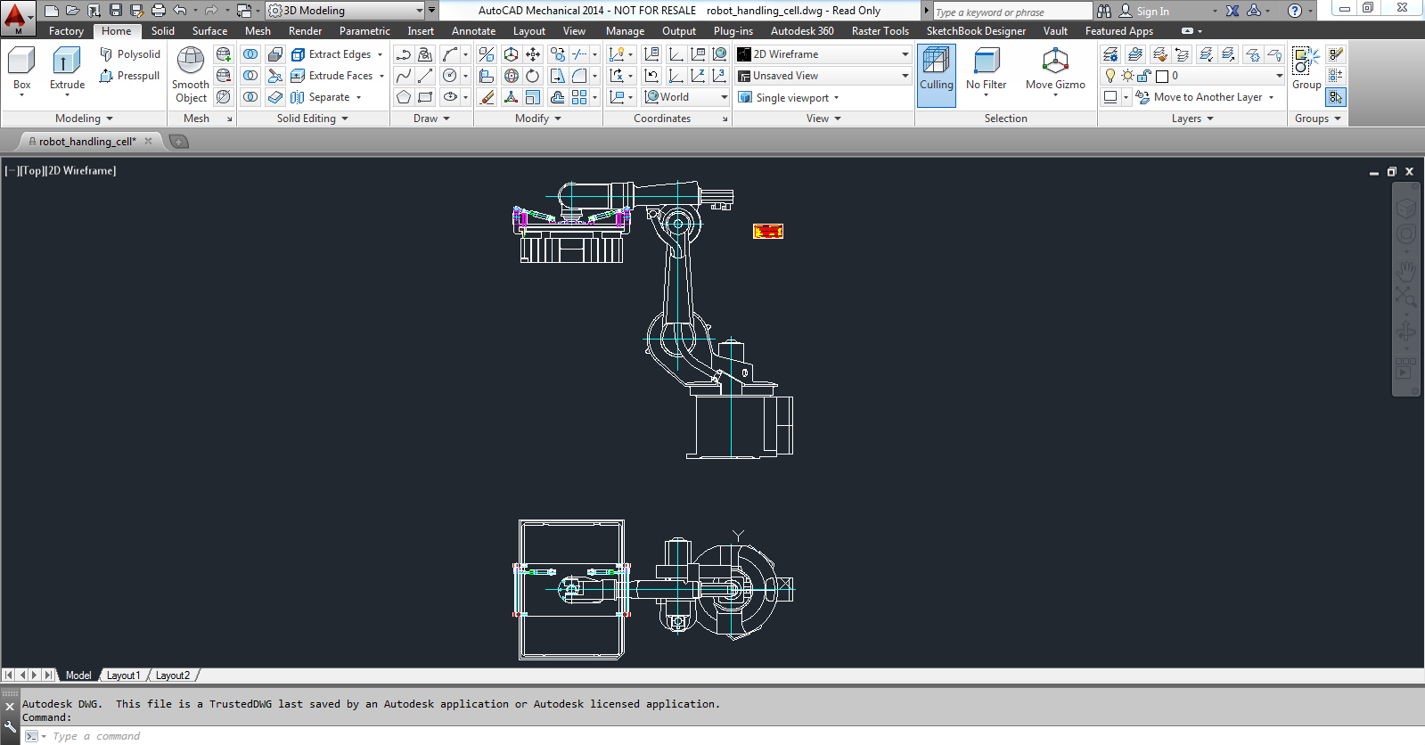 Drawing Lines In Autocad Using Coordinates : Why autocad still has a place in engineering