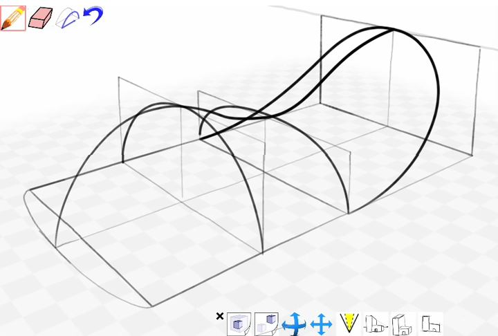 Analytic Drawing 3d Intelligence