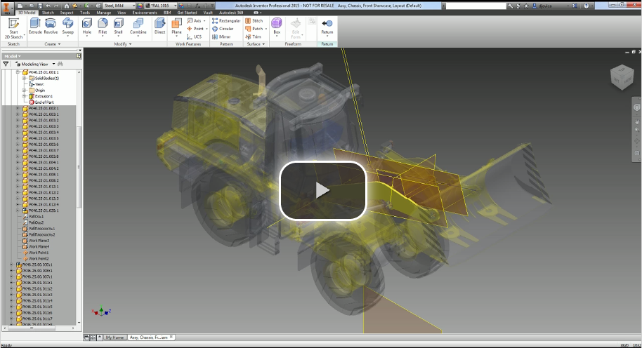 What's New in Autodesk Inventor 2015