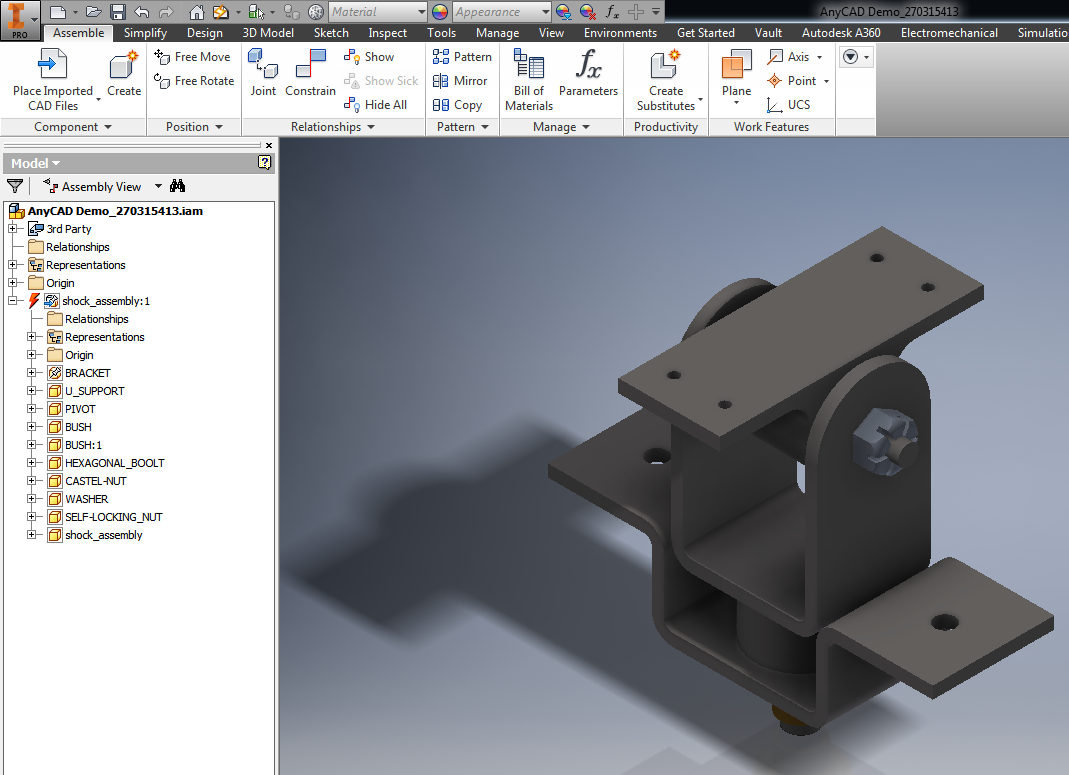 See What 39 S New In Autodesk Inventor 2016